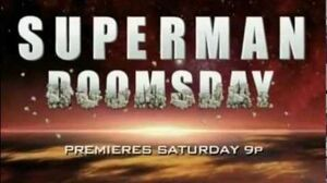 Superman Doomsday - Toonami Promos & Intro