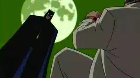 The Batman Mini Toonami Intro