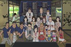 Jinnouchi Family Members (Summer Wars)