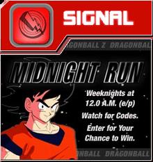 Midnight Run Signal