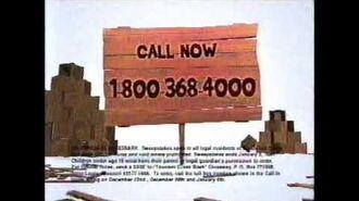 Crash Bash - Toonami Sweepstakes Bumper (January 2001)