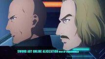 Sword Art Online Alicization Episode 27 - Toonami Promo