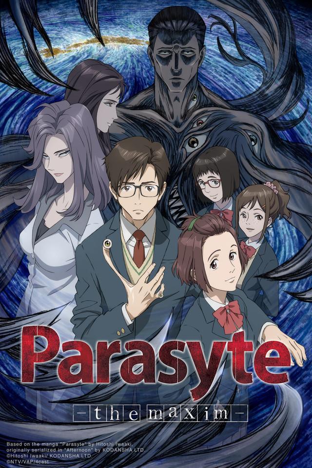 Parasyte -the maxim- | Toonami Wiki | FANDOM powered by Wikia