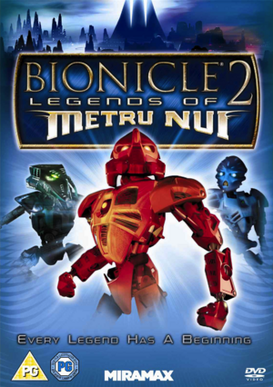 Legend of Metru Nui