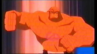 """Fantastic Four World's Greatest Heroes - """"Special Time"""" Toonami Promo (September 16, 2006)"""