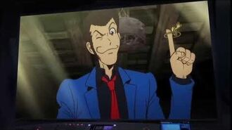 Lupin The 3rd Part IV - Toonami Intro 1
