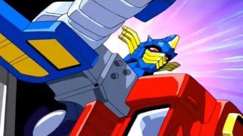 Transformers Armada Short Toonami Promo (1080p HD)