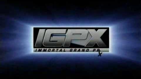 IGPX Mini Series Toonami Promo
