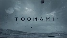 Toonami on-screen logo 2 2016
