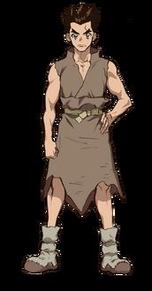 Taiju Oki (Dr Stone)