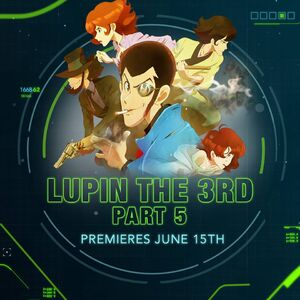 Lupin Pt 5