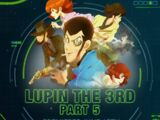 Lupin the Third: Part V/Episodes