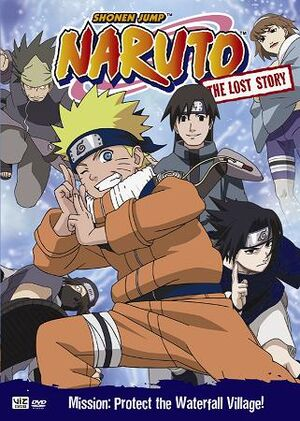 Naruto - Protect the Waterfall Village