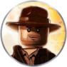 Lego Indiana Jones Ring