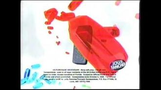 Jolly Rancher - Toonami Sweepstakes (September 2003)