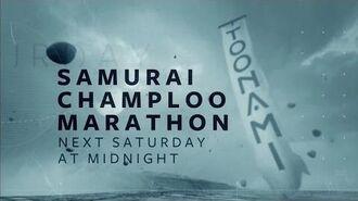 Samurai Champloo Marathon - Toonami Promo