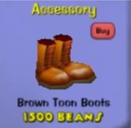 Browntoonboots