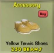 Yellowtennisshoes