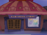 Donald's Dreamland clothing store
