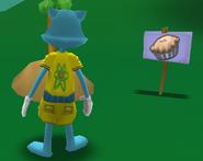 Cupcake Gag Tree