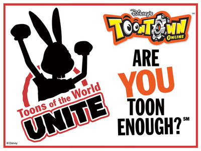 Are you toon enough