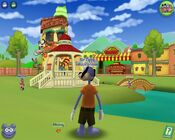 Toontown Online Game Screenshot
