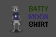 BattyMoonShirt