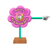 Daisy gardens sign