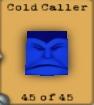 Cog Gallery Cold Caller
