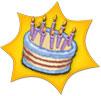 Tentastic Anniversary cake-blog
