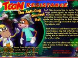 Anti-Cog Control Hat