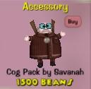 Cogpack