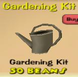 Gardening kit