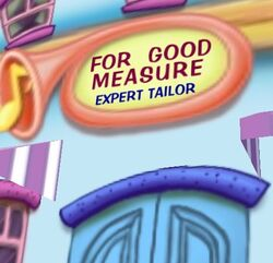 For Good Measure Expert Tailor