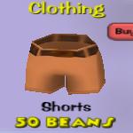 Cattlelog shorts 1