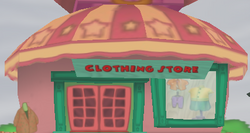 Dd clothing shop