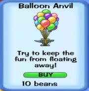 Balloon Anvil