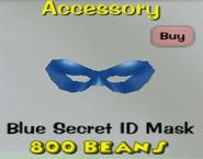 BlueSecretMask