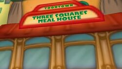 Three Squares Meal House