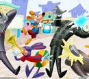 Cog battle