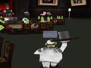CEO battle waiter round