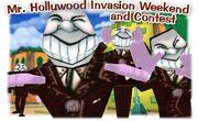 Mr. hollywwod - mega invasions