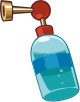 Toontown Japan's Seltzer Bottle