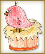 Bird Hat-artwork