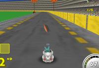 Pie Race