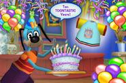 Tentastic Anniversary
