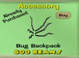 Bug Backpack
