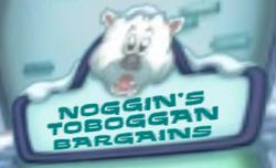 Noggin's Toboggan Bargains