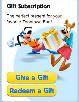 Gift Subscriptions | Toontown Wiki | FANDOM powered by Wikia