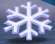 Snowflake treasure